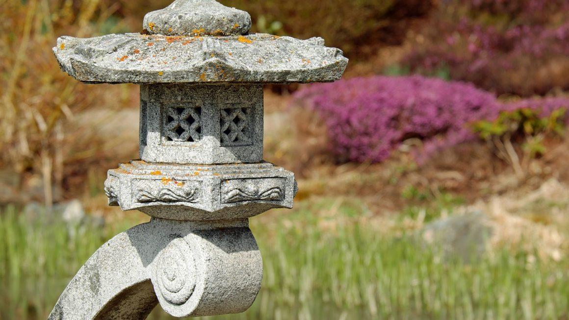 Japánkertet alakítanak ki a gyulai könyvtár udvarán